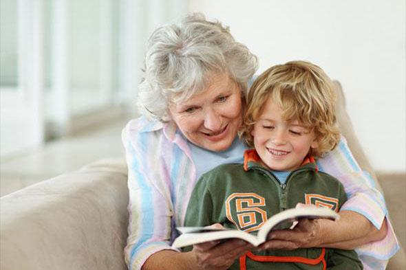 Картинки по запросу дети внуки бабушки