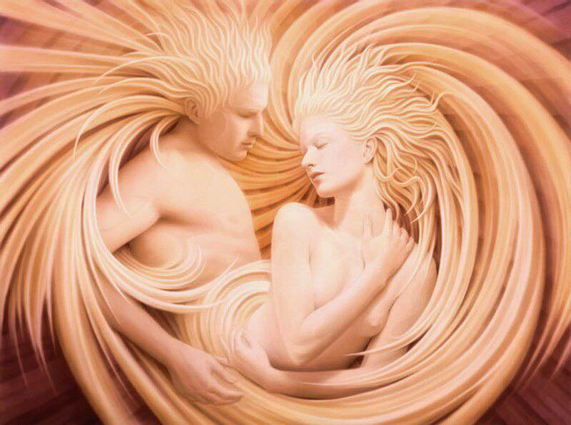 Мужчина и Женщина: два великих начала – один путь