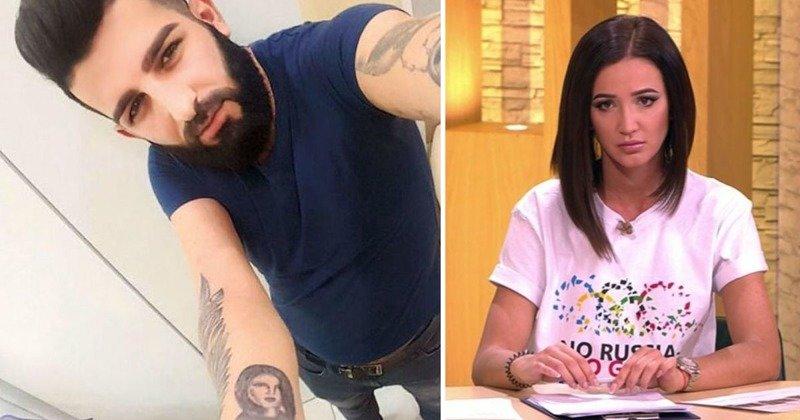 Фаната Бузовой заплевали за тату с ее портретом на руке