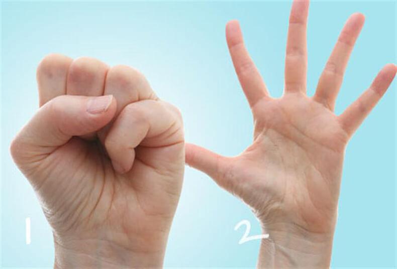 Десять упражнений для рук. Борьба с артрозом