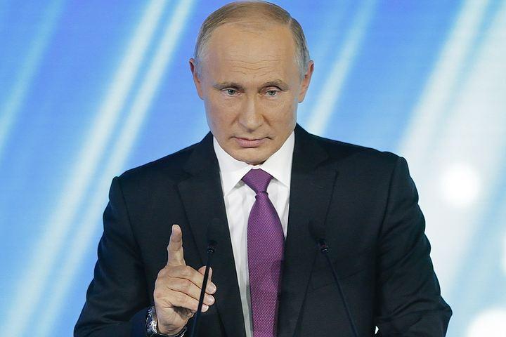 Путин заявил о стремлении России к всеобщему ядерному разоружению