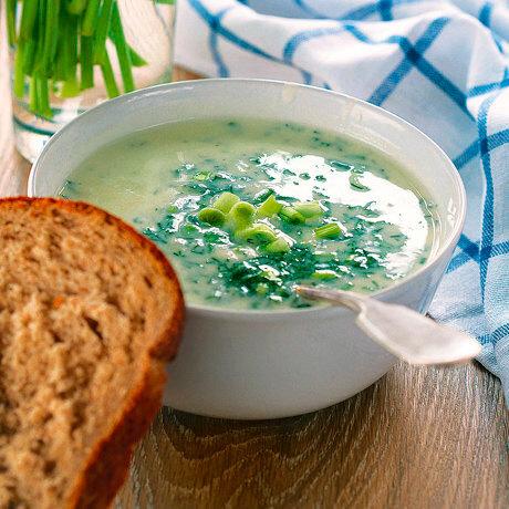 Рецепт супа довга