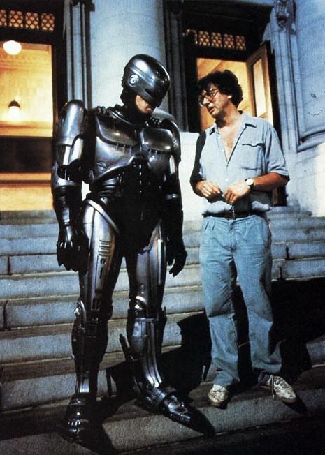 Факт №3: Пол Верховен выкинул сценарий «Робокопа» в мусорку голливуд, дата, кинематограф, кино, робокоп, факты, фильм, юбилей