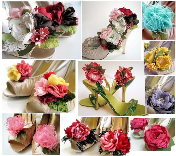 Как украсить обувь. Много идей!