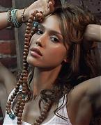 Джессика Альба (Jessica Alba) в фотосессии Изабель Шнайдер (Isabel Snyder) для журнала Entertainment Weekly (2005)