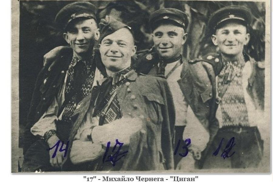 Переодетые в советскую форму бандеровцы уничтожали мирное население