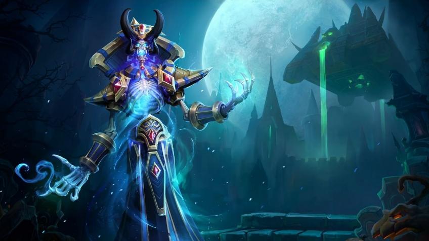 Blizzard расскажет, как воскрешала Кел'Тузада