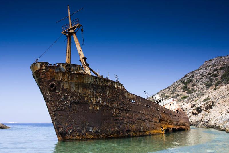 Аморгос — остров в Греции, в южной части Эгейского моря.