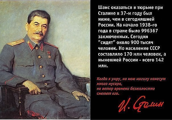 в каком году сидел сталин