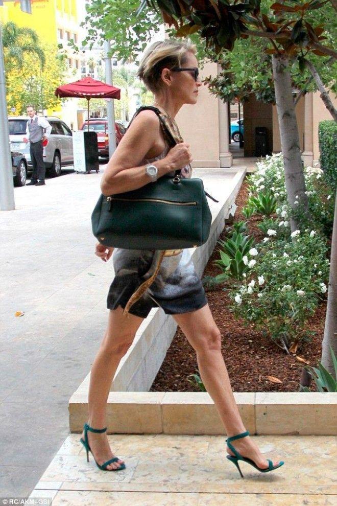Как должна выглядеть 50-летняя женщина. Ответ одной фотографией