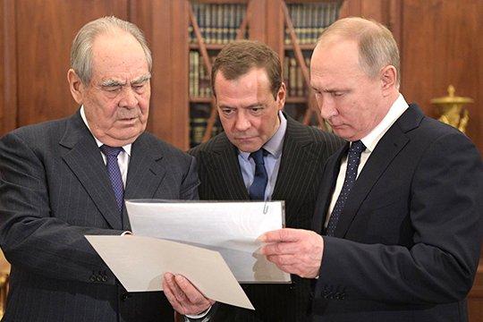 Поскреби Россию, найдешь Тартарию: в чем смысл подарка Путина Шаймиеву?