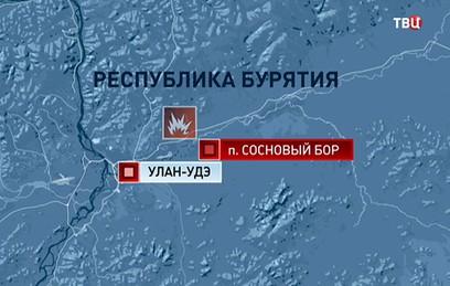 В Улан-Удэ подросток напал на школьников и учителя с топором