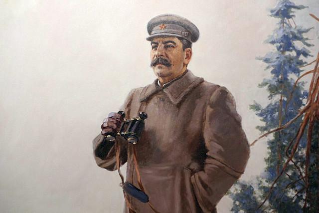 Бывал ли Сталин на фронте