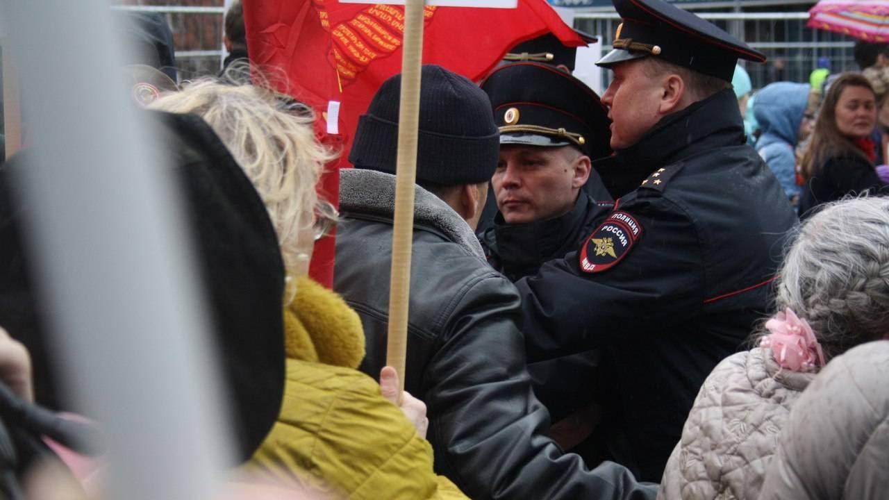 Пермская полиция не исключил…