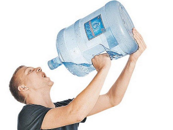 начала пить много воды отзыв термобелье пропускает