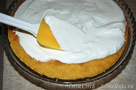 """Приготовление рецепта """"Апфельмусс - торт"""" с яблочным кремом шаг 17"""