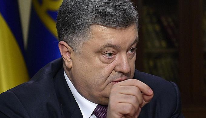 Порошенко ввел санкции против «дочек» российских банков на Украине