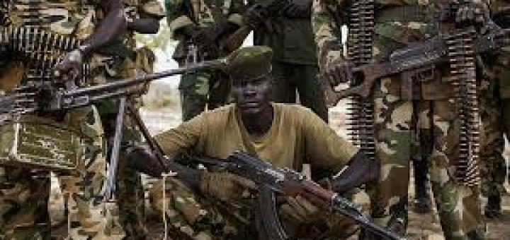 Ситуация в Южном Судане.