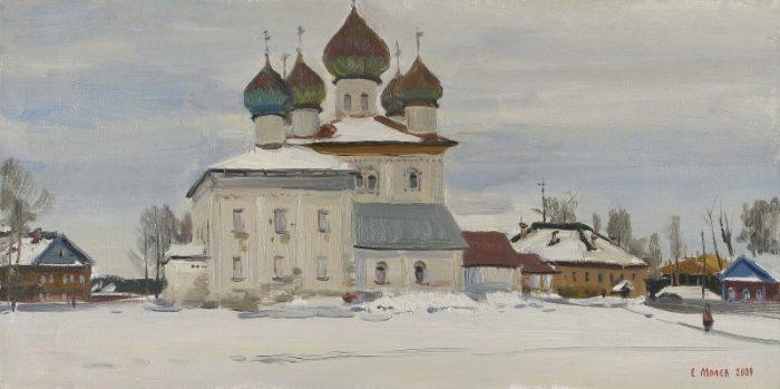 художник Евгений Борисович Молев картины – 05