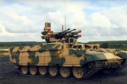 «Терминатор-3» на шасси «Арматы» получит две 57-миллиметровые пушки