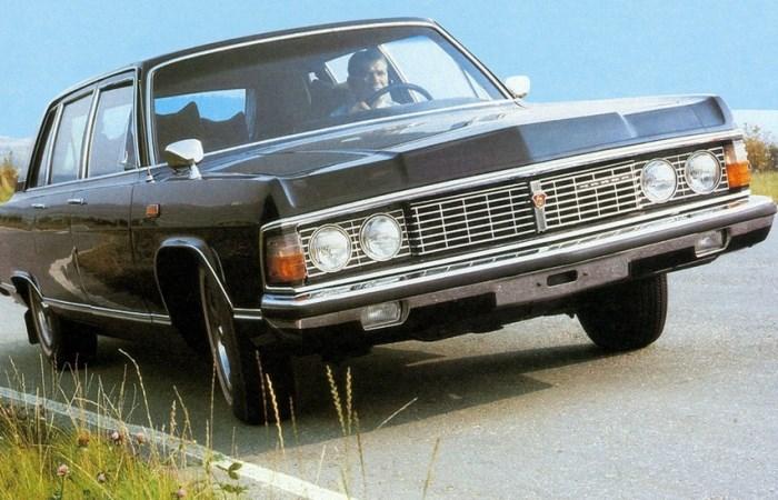 «Сделано в СССР»: 10 «рычащих» 8-цилиндровых автомобилей
