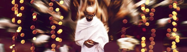 Махатма Ганди. На самом деле религий столько же, сколько и людей