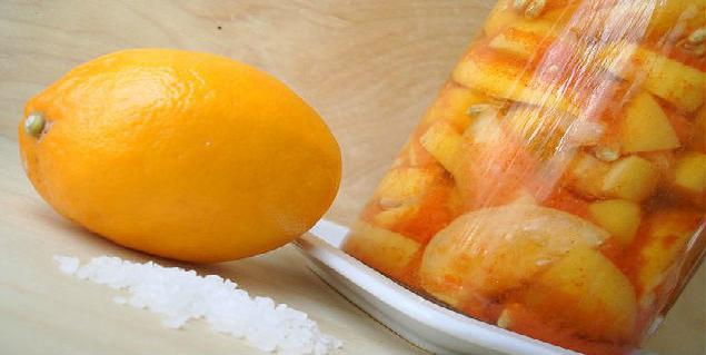 Квашеные лимоны. Этот рецепт…