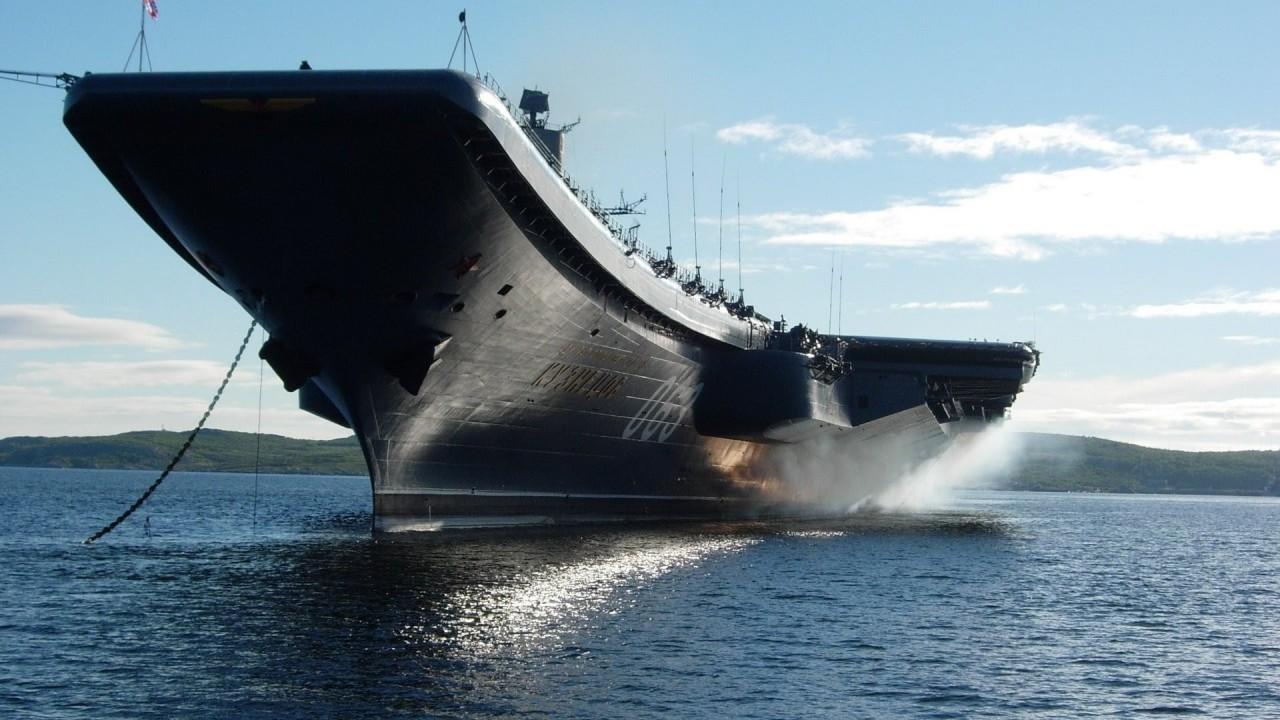 Британия потратила огромную сумму на слежку за «Адмиралом Кузнецовым»