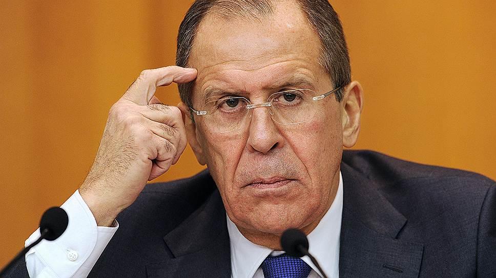 Лавров рассказал, какие мысли успокаивают его во время сложных переговоров