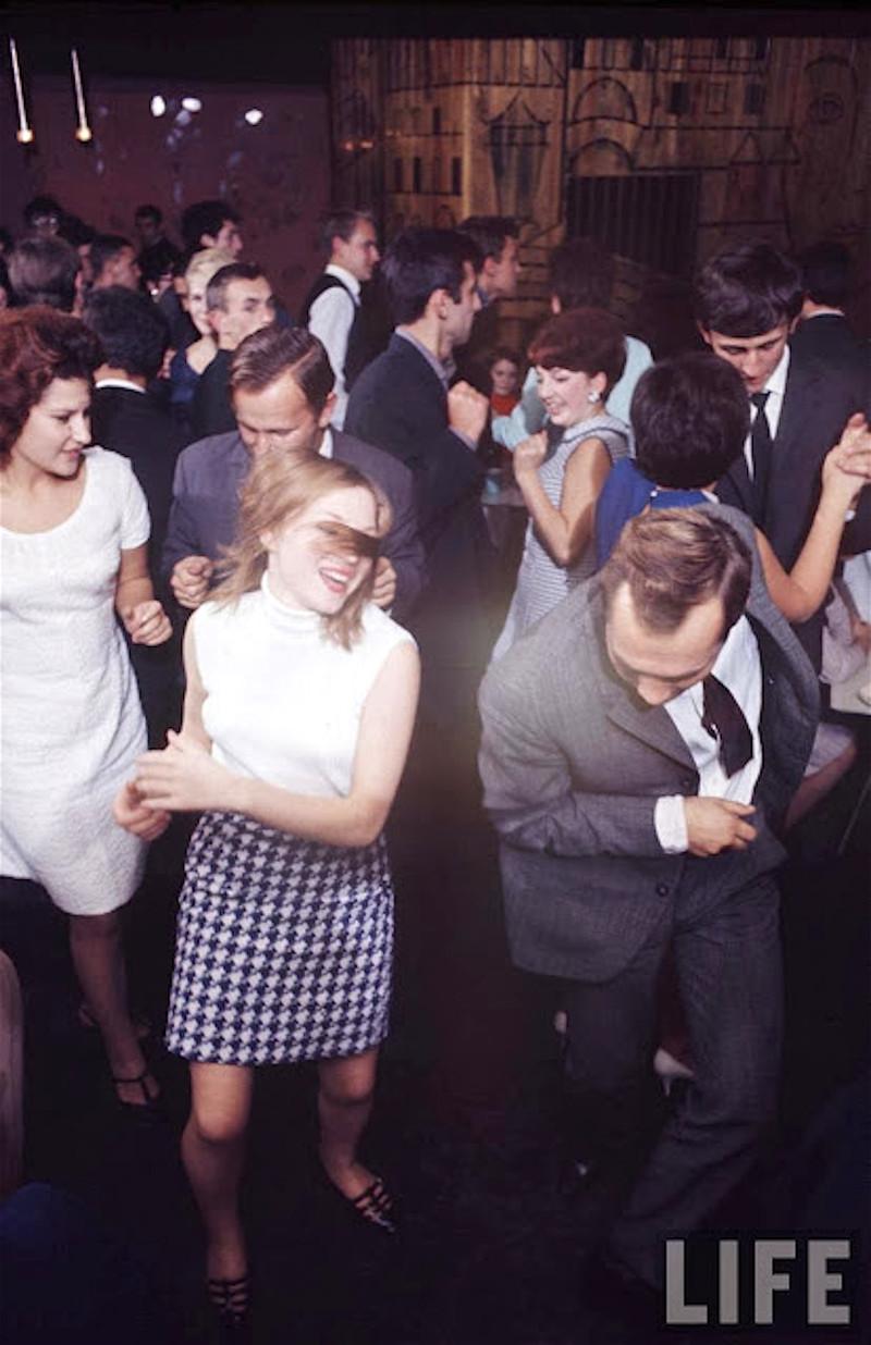 Как жила советская молодёжь в 1967 году. Снимал американский фотограф Билл Эппридж 38
