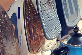 Как отчистить утюг от нагара – 10 эффективных способов!