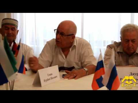 Кавказские старейшины подняли «русский вопрос»