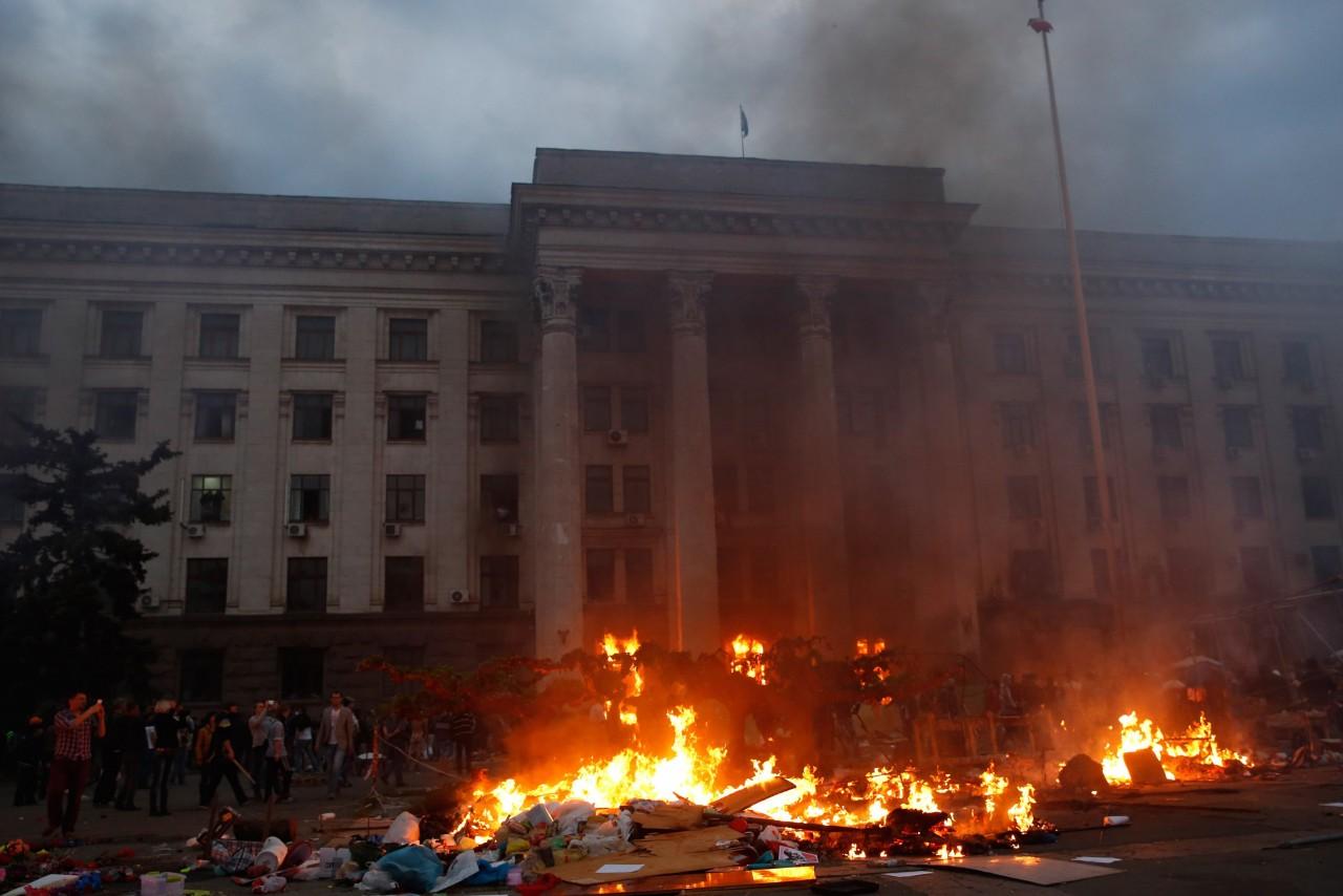 Холмогоров назвал Собчак «конченной мразью» за слова об одесской трагедии