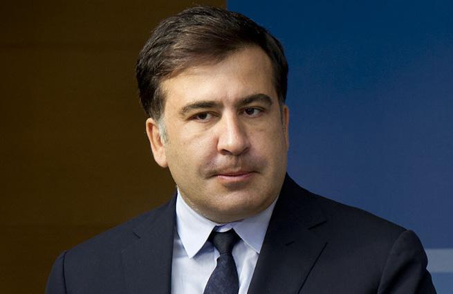 Саакашвили предъявил Порошенко за испорченную брендовую вещь