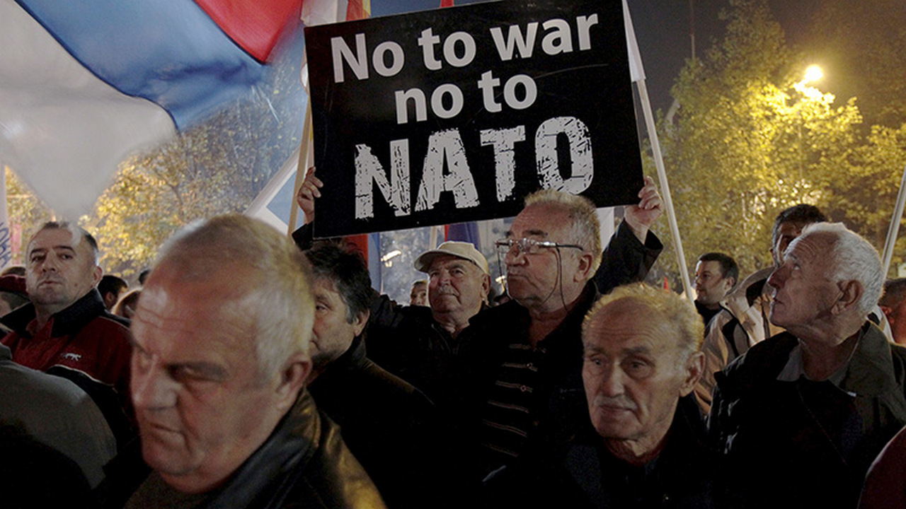 Черногория не хочет в НАТО