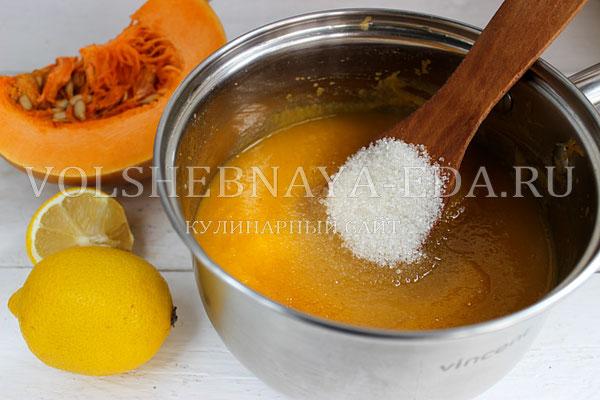 varenje iz tykvy s yablokami 5