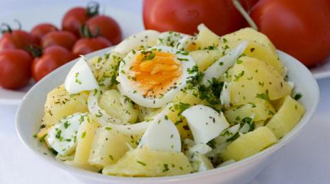 Вкуснющая царскосельская картошка
