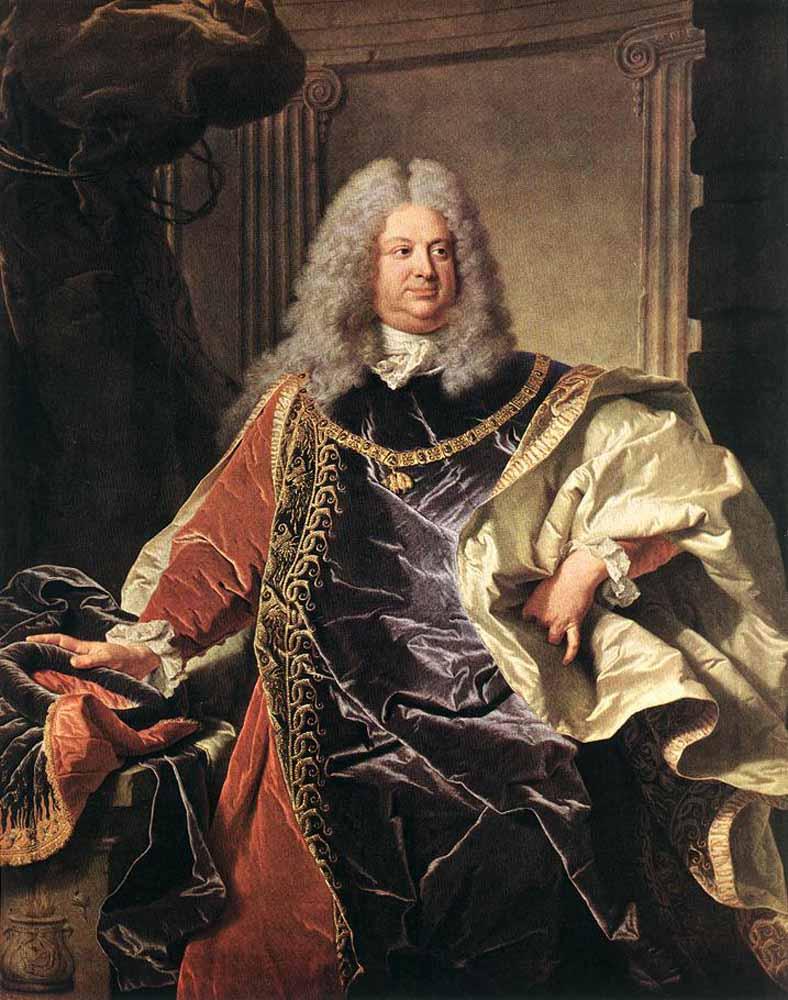 Практическое применение: зачем мужчины в XVIII веке носили парики