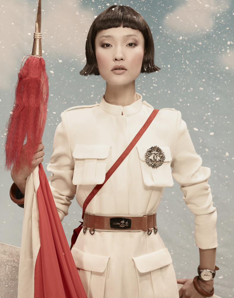 Потрясающие работы Китайского фотографа Квентина Ши