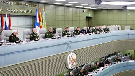 Страны сделали военную силу главным средством борьбы за лидерство – Шойгу