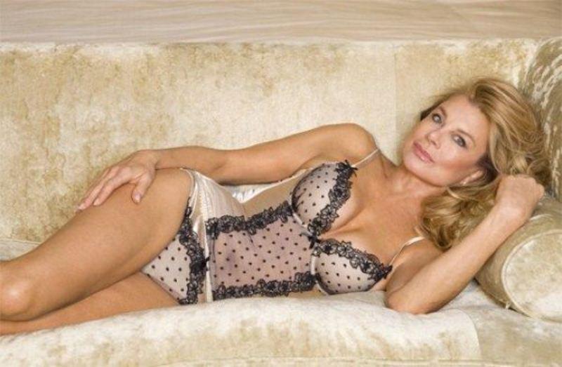Красивые и сексуальные женщины 40 лет