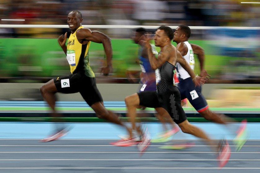 Лучшие спортивные фотографии 2016 года по мнению журнала Time