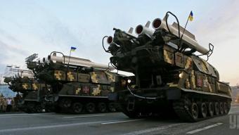 ВСУ подорвали собственный «Бук» на Донбассе