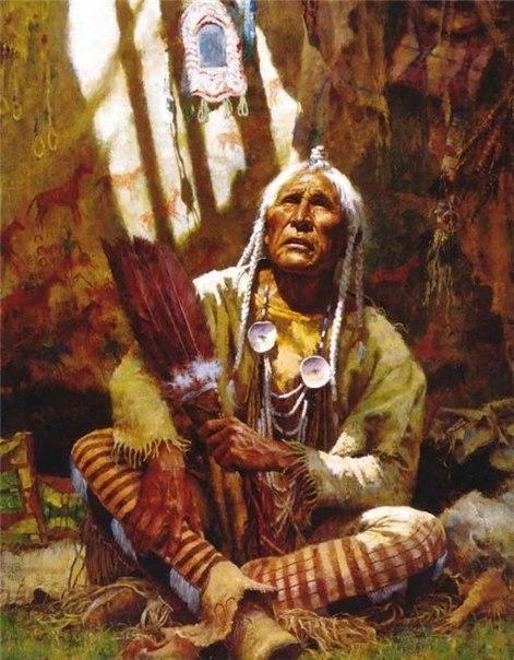 ● Мудрость индейцев ●