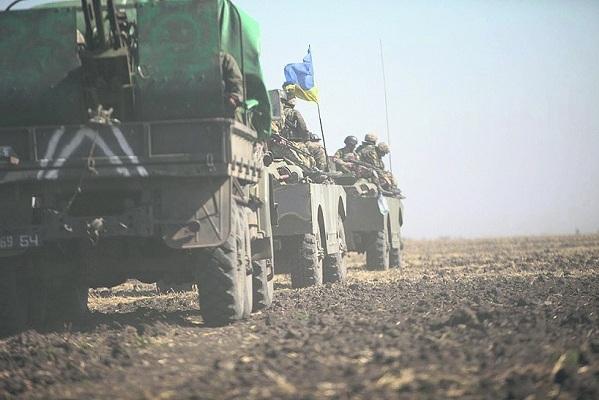 Силовик из АТО рассказал, что война на Донбассе не закончится ещё несколько лет