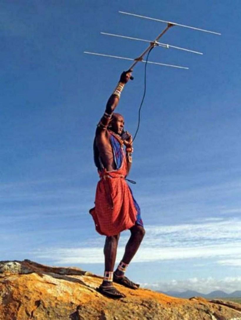 Такое увидишь только в Африке: 20 колоритных фото с самого дикого континента