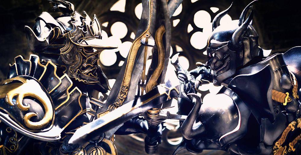 Лучший косплей по Final Fantasy