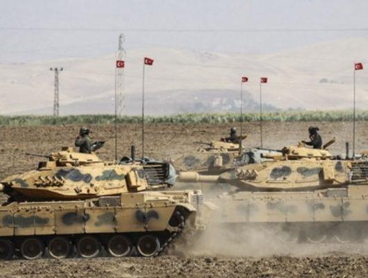 Турция начала вторжение в Сирию: Африн под ударом