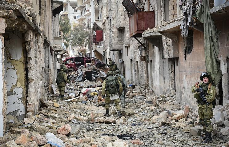 Россия предложила повторить в Мосуле опыт освобождения Алеппо