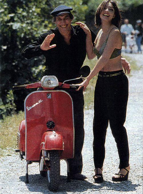 Мотоциклы Андриано Челентано
